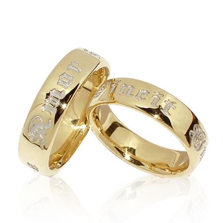 7f3399eb Forlovelsesring i gultgull herre i 6mm. bredde | smykkesenteret.no  førsteklasses smykker fra eget verksted